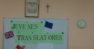 """Konkurs """"Juvenes Translatores"""""""