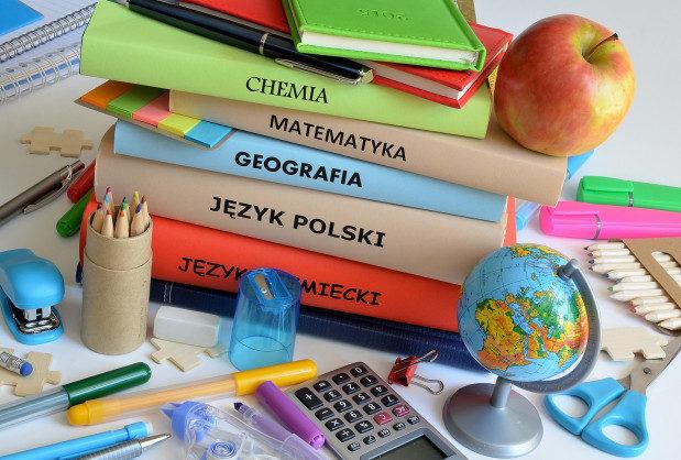 Lista podręczników na rok szkolny 2019/2020