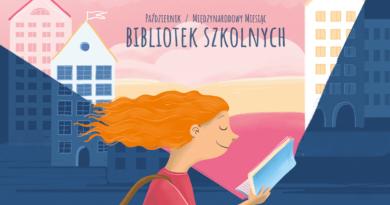 Świętujemy Międzynarodowy Miesiąc Bibliotek Szkolnych