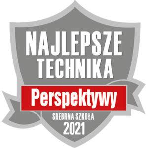 2021 Technikum srebrna odznaka
