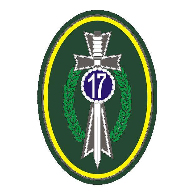 17 Wielkopolska Brygada Zmechanizowana Międzyrzecz Logo
