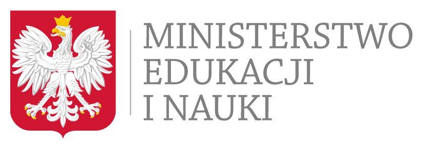 Logo Ministerstwo Edukacji Narodowej